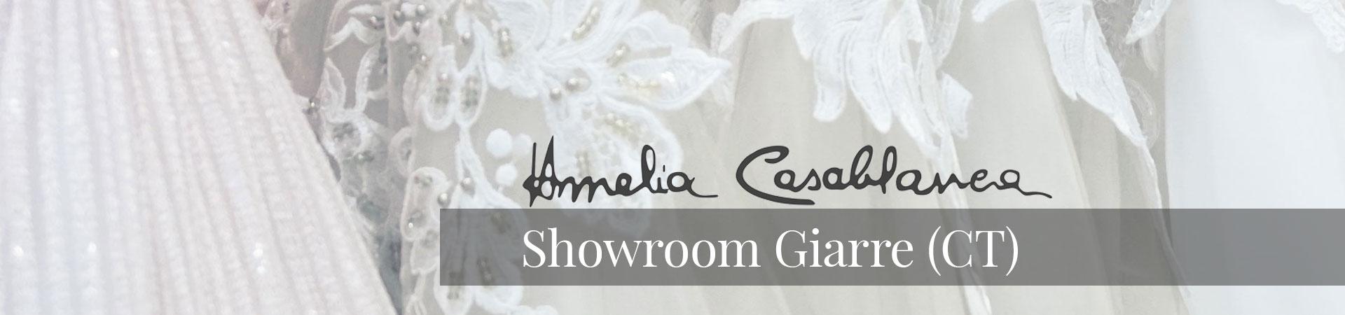 Amelia Casablanca - Abiti da Sposa Giarre